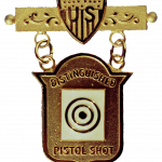 CMP Distinguished Pistol Shot